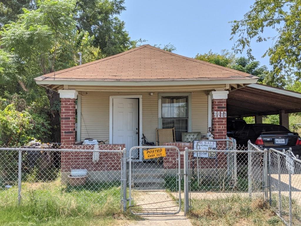 Active | 2319 Topeka  Avenue Dallas, TX 75208 0