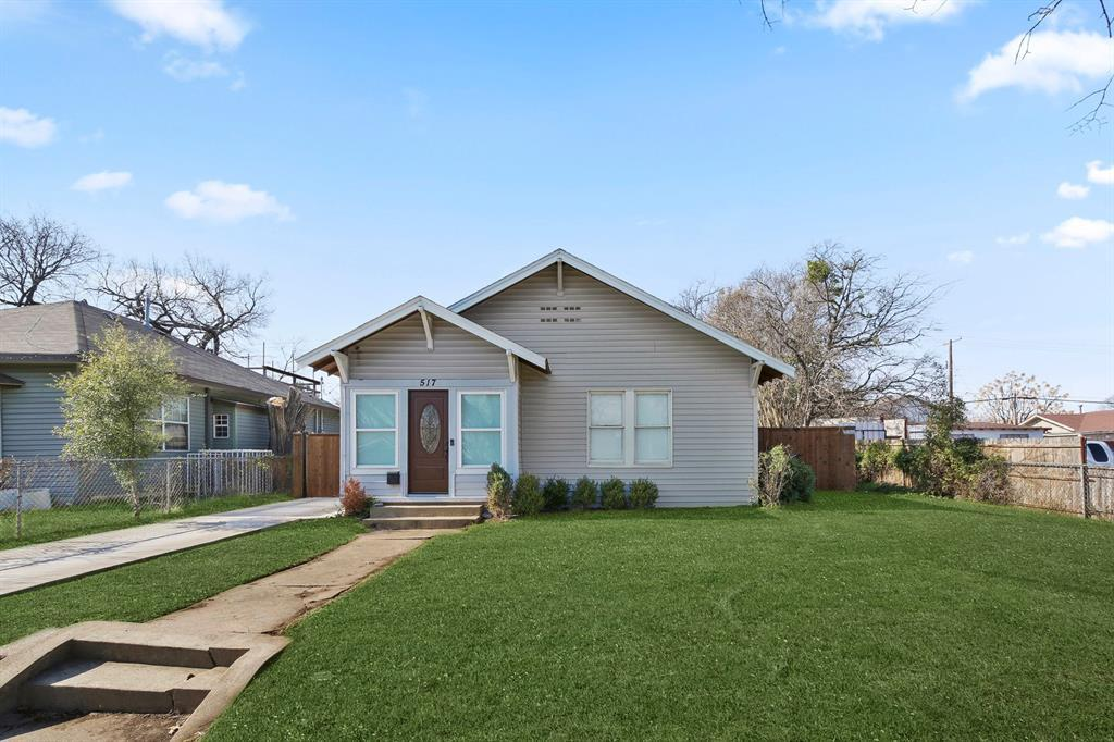 Dallas Real Estate | 517 S Rosemont Avenue Dallas, TX 75208 1