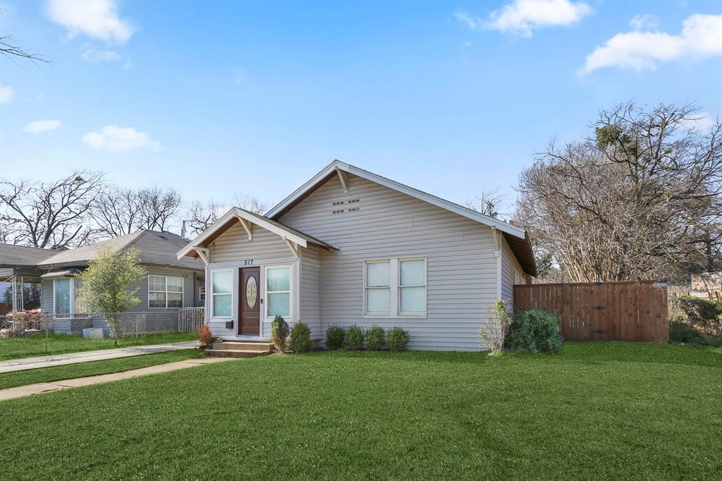 Dallas Real Estate | 517 S Rosemont Avenue Dallas, TX 75208 2