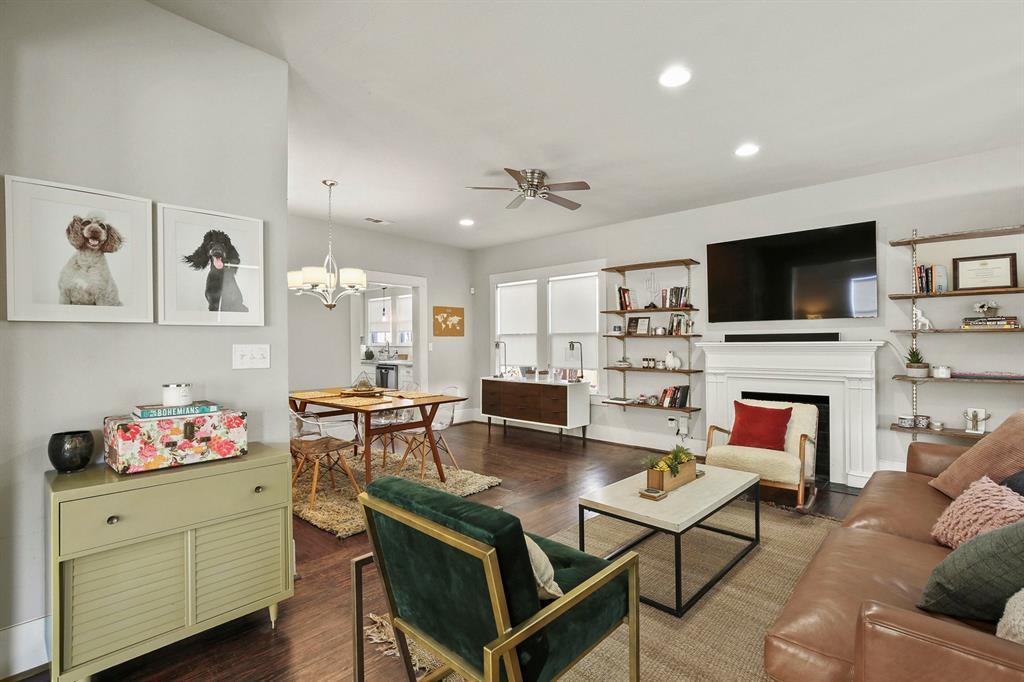 Dallas Real Estate | 517 S Rosemont Avenue Dallas, TX 75208 8