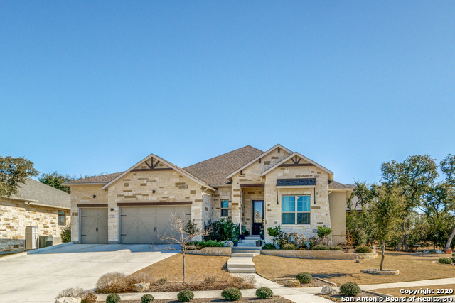 Active | 123 Escalera Circle Boerne, TX 78006 0
