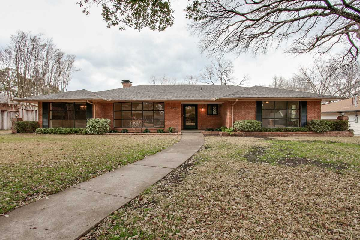 Sold Property | 7239 Kenny Lane Dallas, TX 75230 0