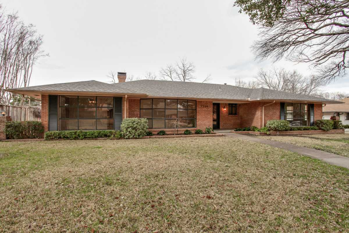Sold Property | 7239 Kenny Lane Dallas, TX 75230 1