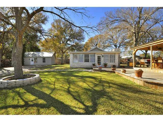 Sold Property | 16301 E Lake Shore Drive Austin, TX 78734 2