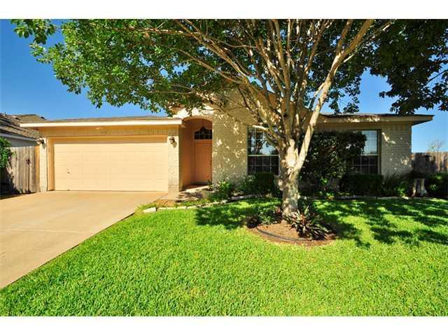 Sold Property   2501 Jacqueline Drive Leander, TX 78641 0