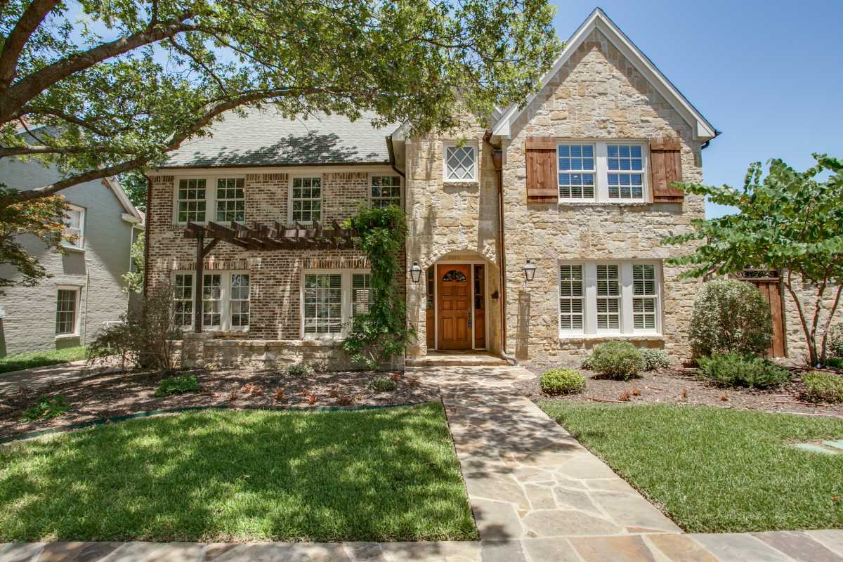 Sold Property | 3616 Rosedale Avenue Dallas, TX 75205 0