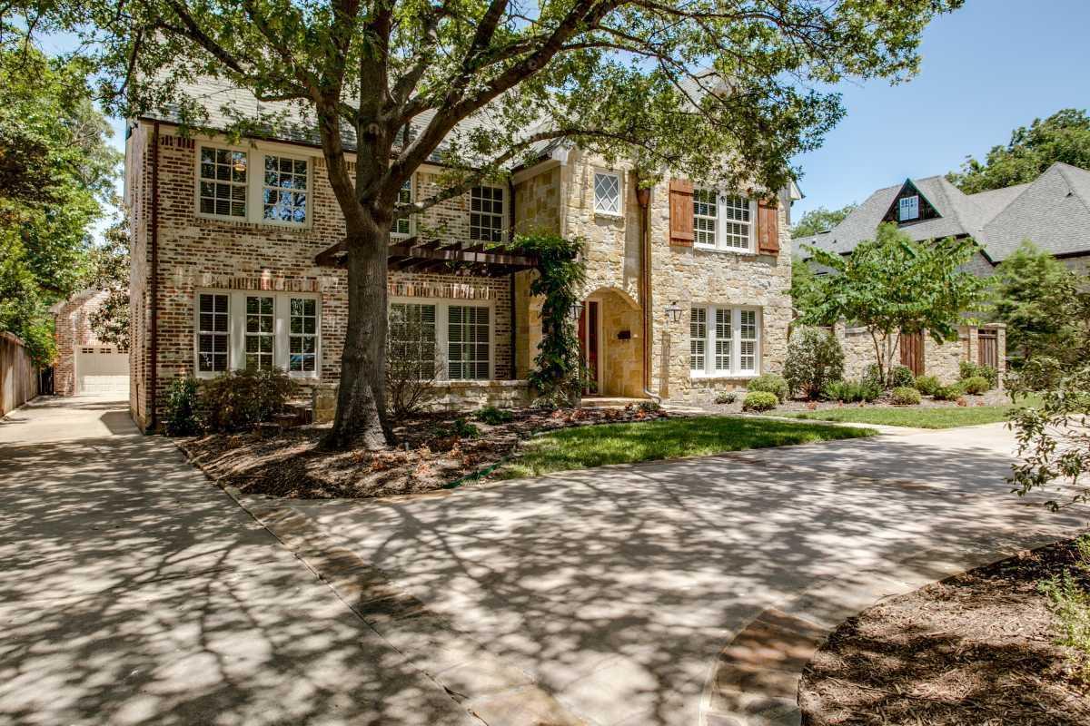 Sold Property | 3616 Rosedale Avenue Dallas, TX 75205 1