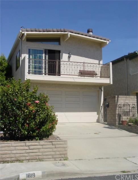 Closed | 1616 Herrin Street Redondo Beach, CA 90278 0