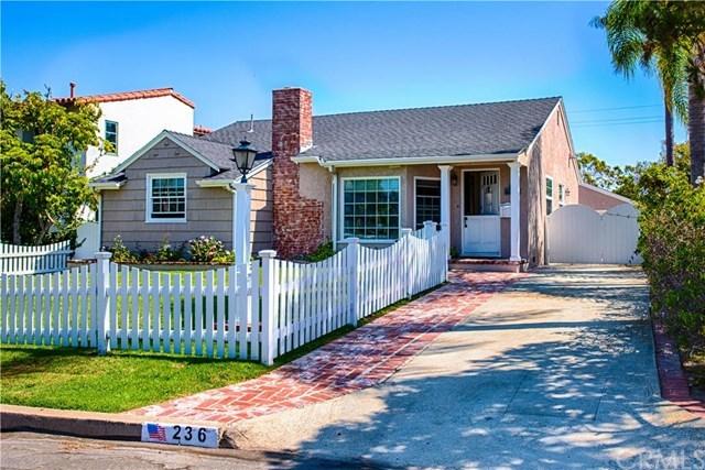 Closed | 236 Paseo De Gracia Redondo Beach, CA 90277 0