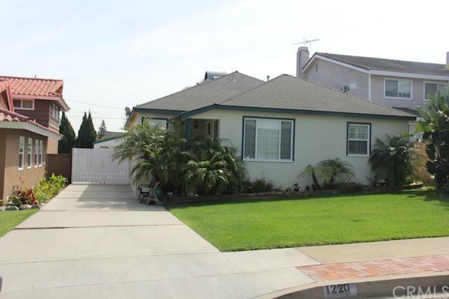 Closed | 1220 Greenwood Avenue Torrance, CA 90503 0