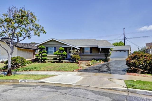 Closed   20722 Wendy Drive Torrance, CA 90503 0