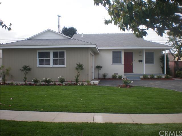 Closed | 4607 Narrot  Street Torrance, CA 90503 0