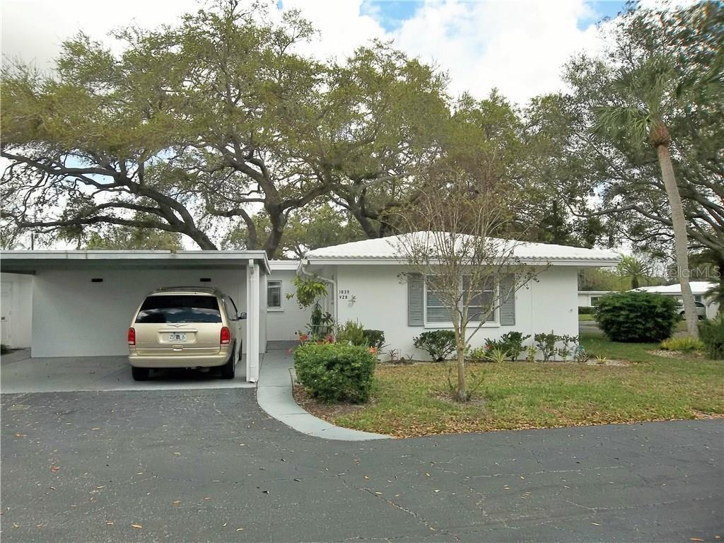 Sold Property | 1839 VERA PLACE #28 SARASOTA, FL 34235 1