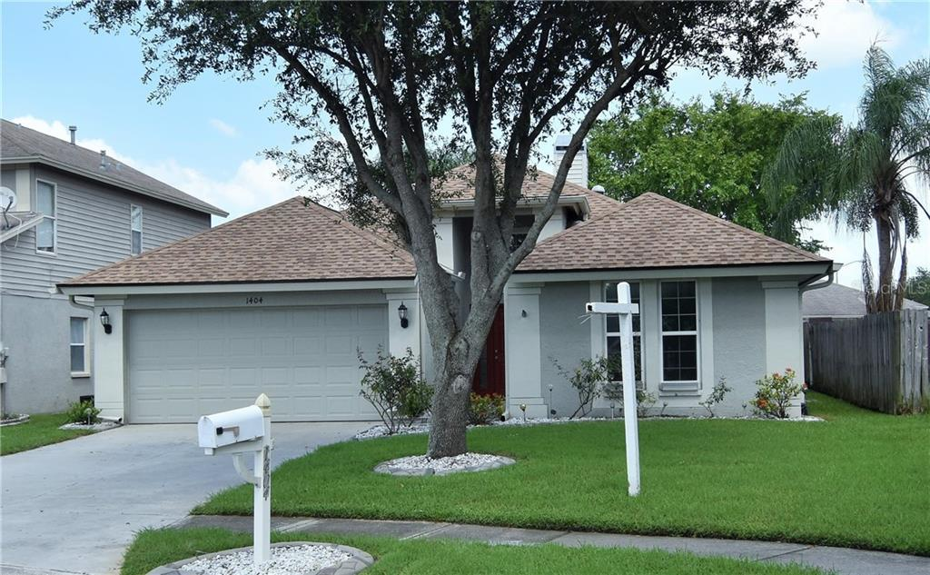 Sold Property | 1404 COMPTON STREET BRANDON, FL 33511 0
