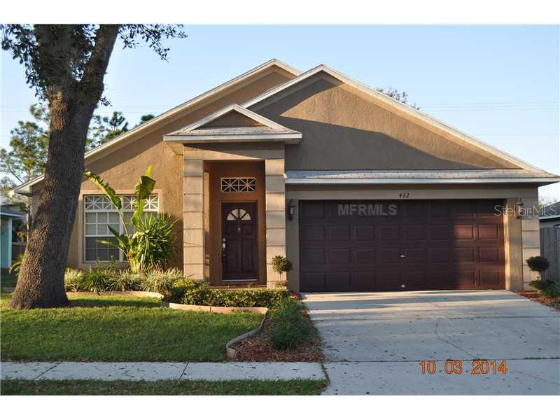 Leased | 422 HENDERSON AVENUE SEFFNER, FL 33584 0