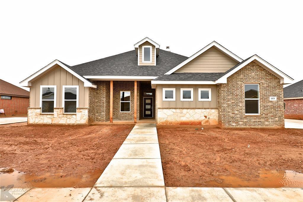 Phil Hill Realtor Abilene Texas | 6810 Cedar Elm Drive Abilene, Texas 79606 1