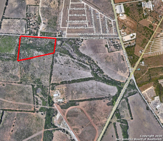 Active | 18.24 ACRES Mauermann Rd San Antonio, TX 78224 2