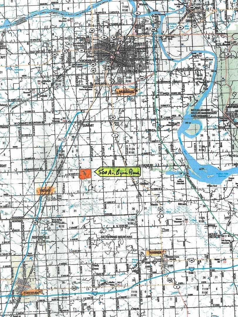 Active | 10800 S. 54th St W Oktaha, OK 74450 4