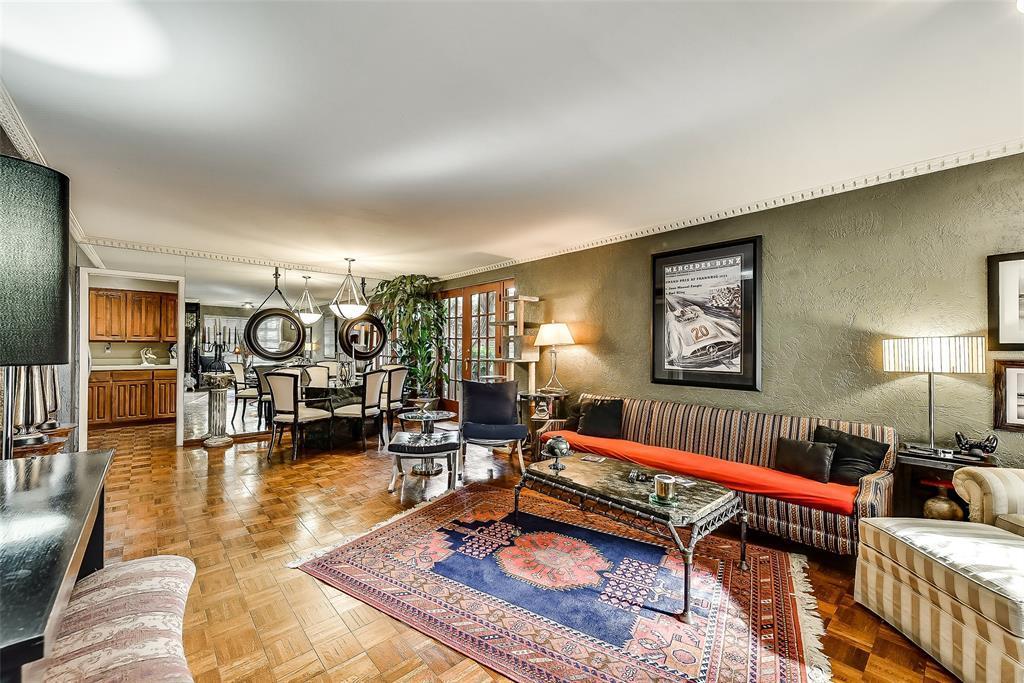 Sold Property | 2525 Turtle Creek Boulevard #404 Dallas, TX 75219 2