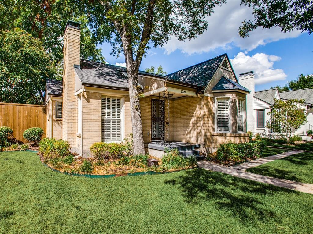 Active Option Contract | 5739 Ellsworth Avenue Dallas, TX 75206 0