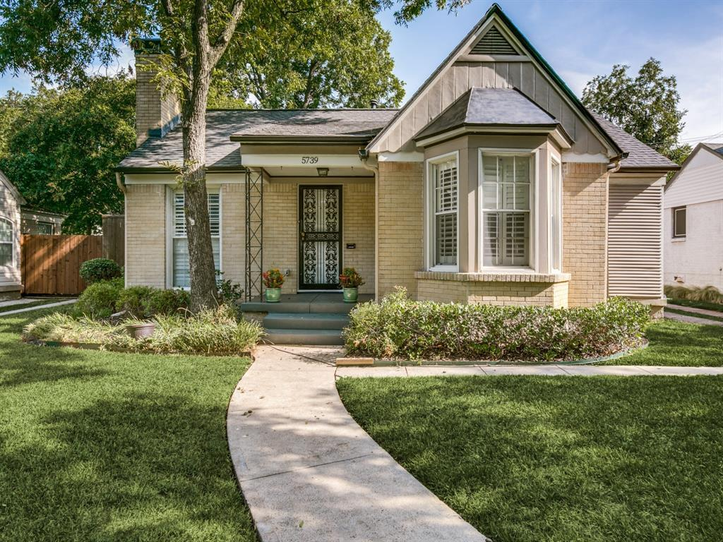 Active Option Contract | 5739 Ellsworth Avenue Dallas, TX 75206 2