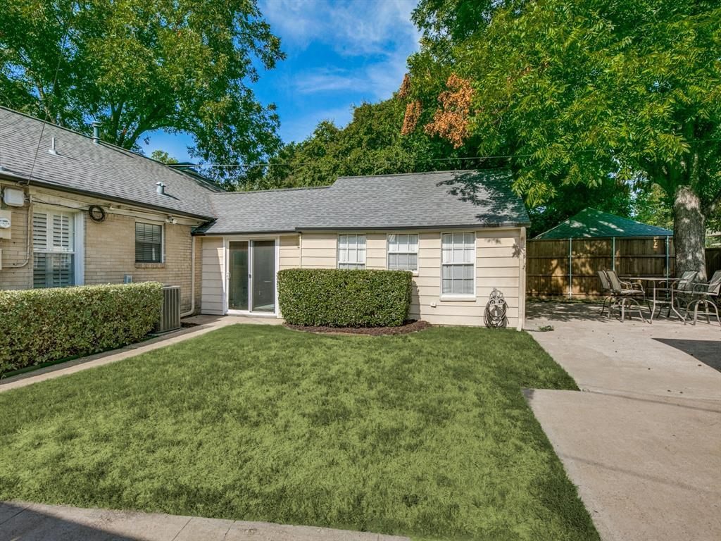 Active Option Contract | 5739 Ellsworth Avenue Dallas, TX 75206 18