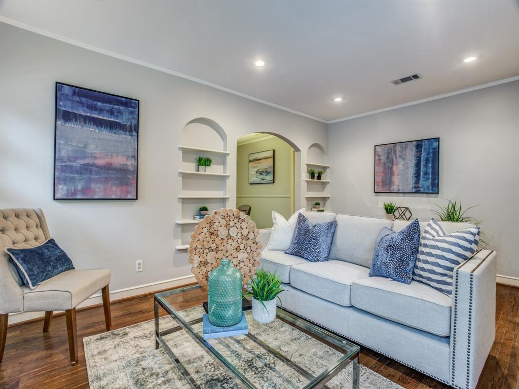 Active Option Contract | 5739 Ellsworth Avenue Dallas, TX 75206 5