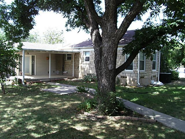 Sold Property | 700 Front  Cisco, Texas 76437 0