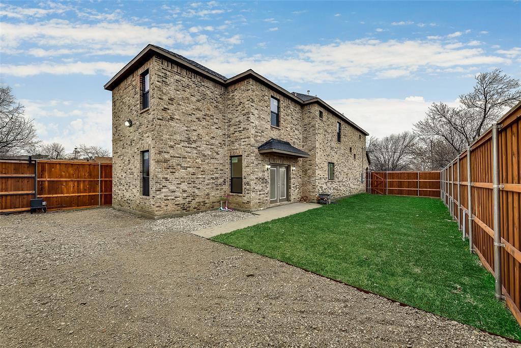 Sold Property   2402 Kenesaw Drive Dallas, TX 75212 29