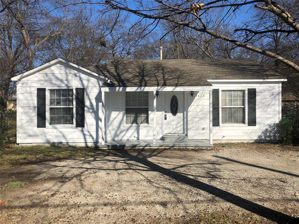 Sold Property | 1415 Oneal Street Gainesville, TX 76240 1
