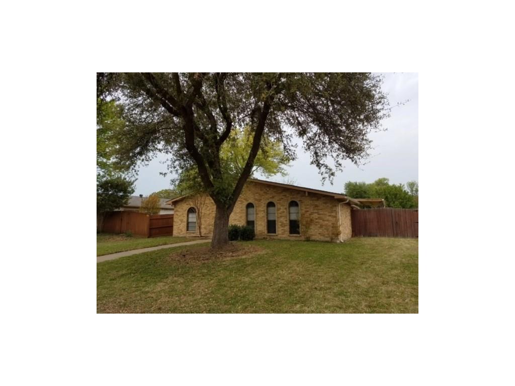 Sold Property   1621 Stockton Trail Plano, Texas 75023 1