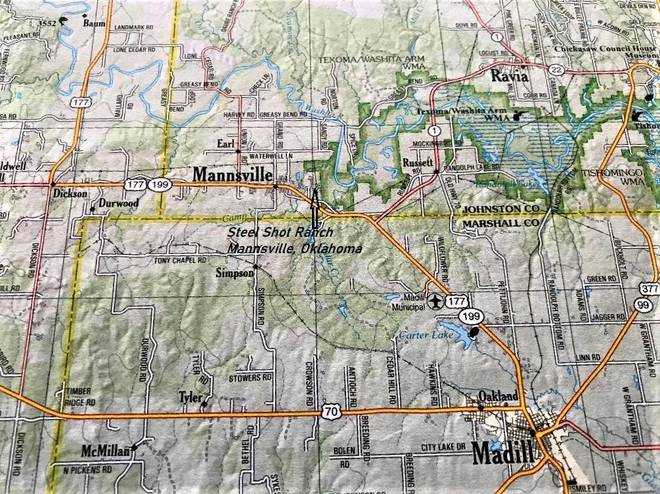 Pending   Old Hwy 70 Mannsville, OK 73447 13