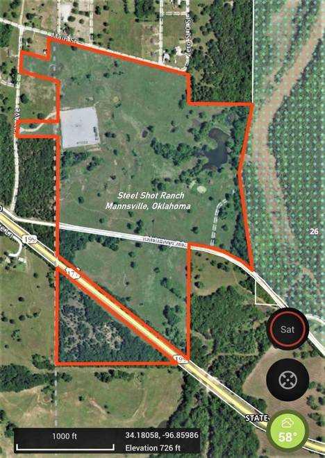 Pending   Old Hwy 70 Mannsville, OK 73447 2