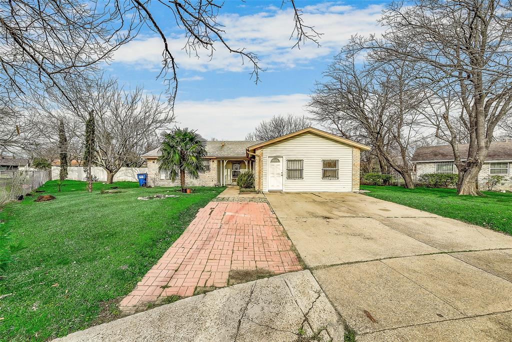 Sold Property | 1521 Oakbrook Court Lancaster, TX 75134 1
