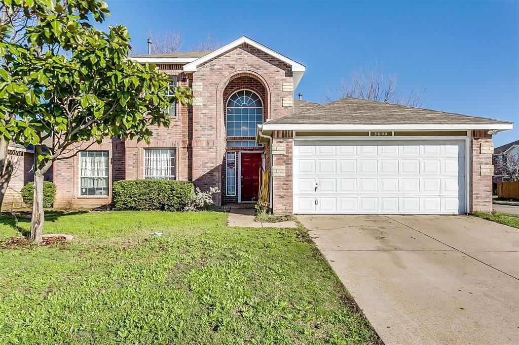 Sold Property | 3600 Garden Springs Drive Fort Worth, TX 76123 1