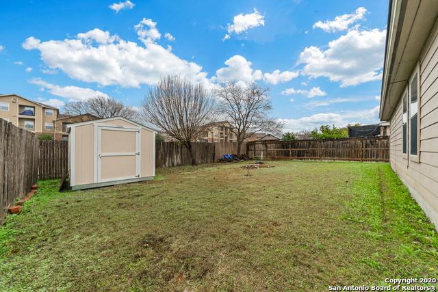 Home for sale near Lackland AFB | 447 Stable Vista  San Antonio, TX 78227 25