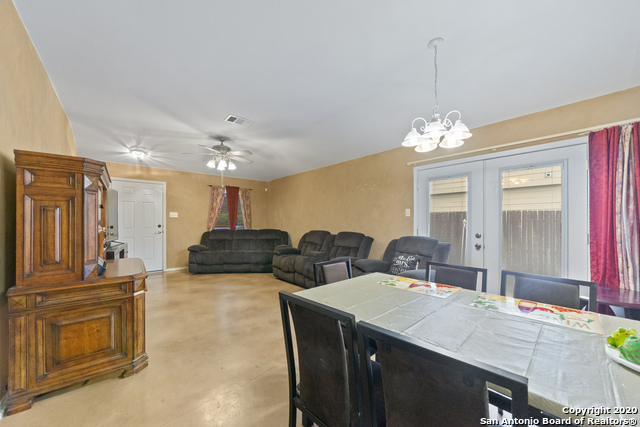 Home for sale near Lackland AFB | 447 Stable Vista  San Antonio, TX 78227 10