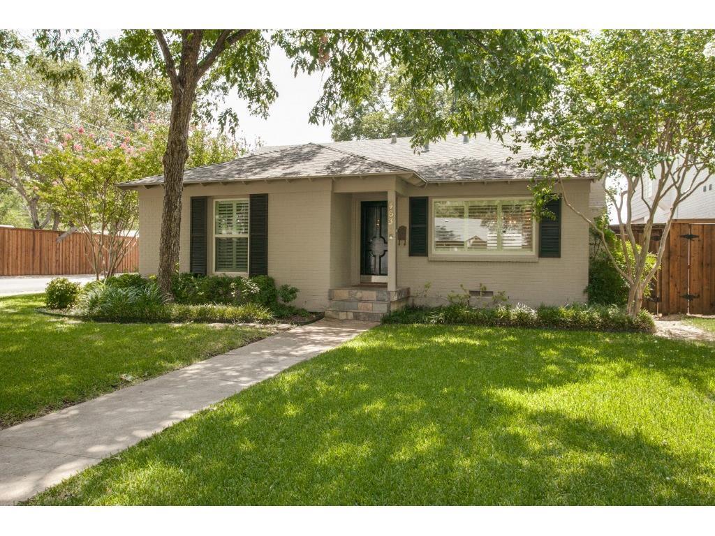 Leased | 4638 W Amherst Avenue Dallas, TX 75209 0