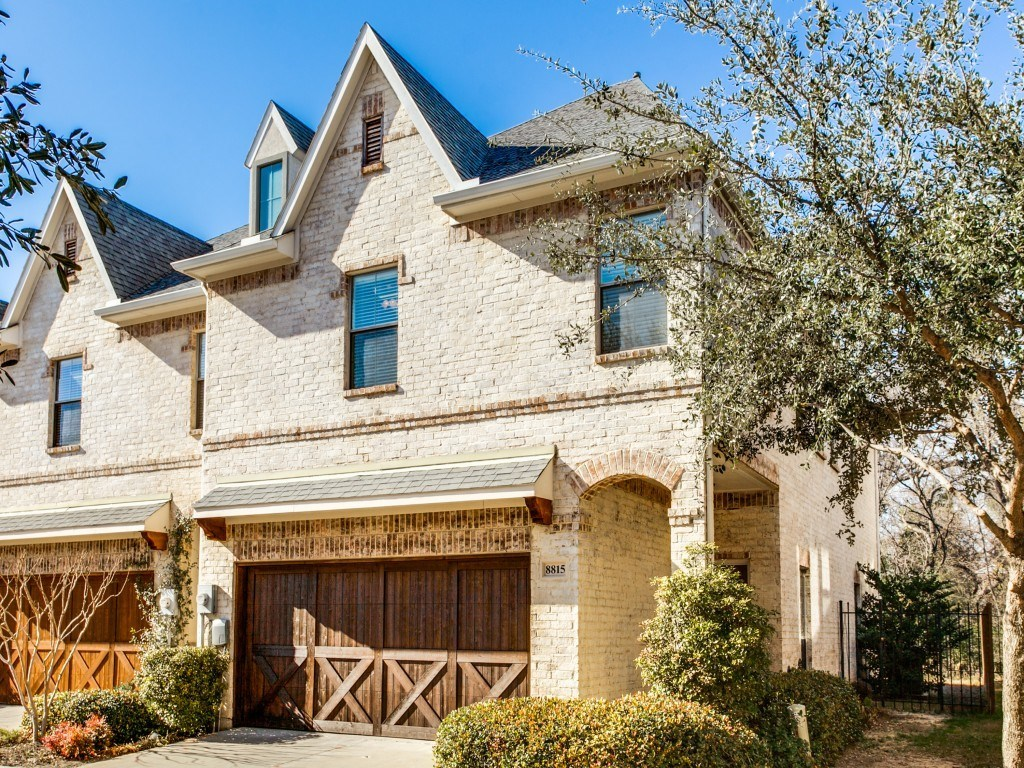 Sold Property | 8815 Tudor Place Dallas, TX 75228 1