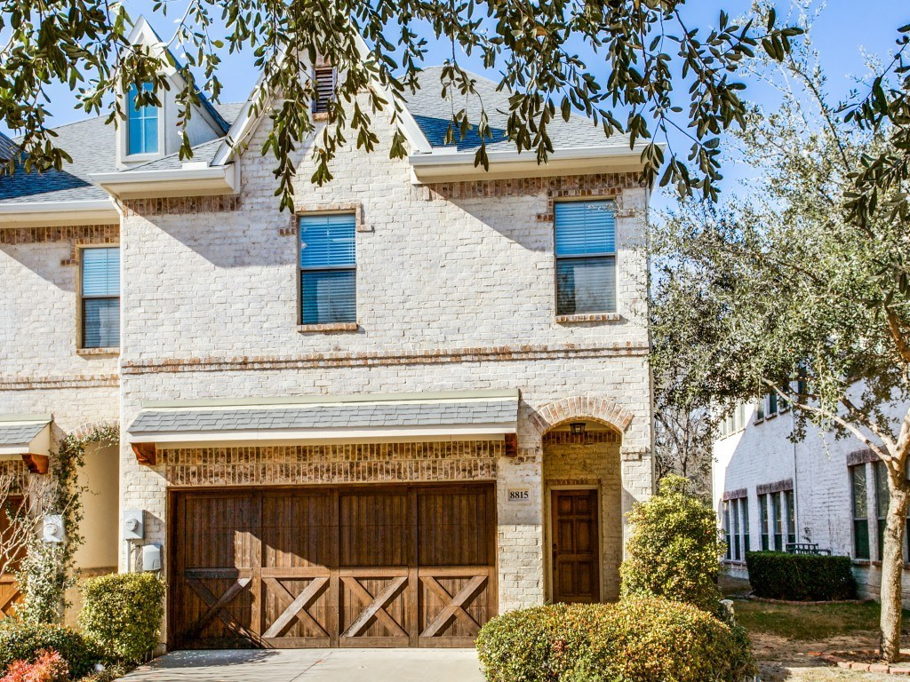 Sold Property | 8815 Tudor Place Dallas, TX 75228 2