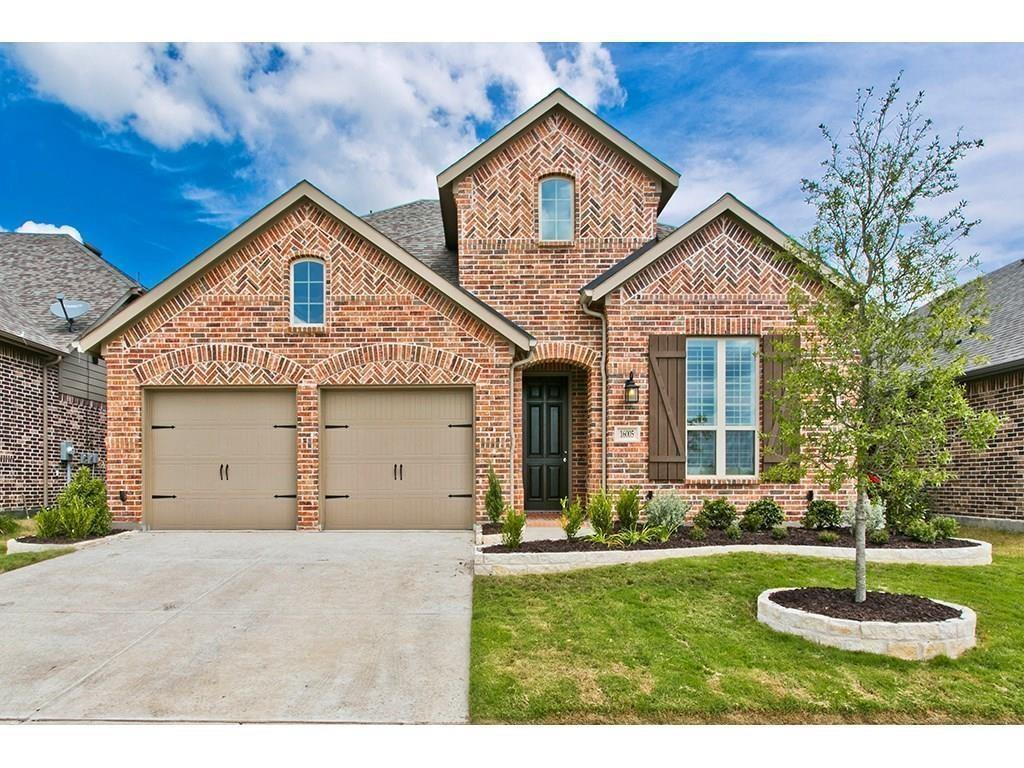 Leased | 16005 Canyon Ridge Prosper, TX 75078 1
