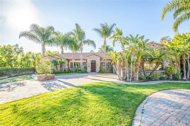 Closed | 17838 Anna Marie Road Yorba Linda, CA 92886 1