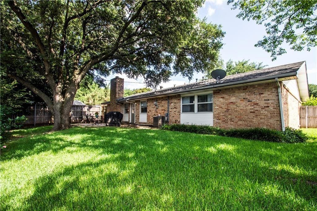 Leased | 3723 Truesdell Place Dallas, TX 75244 16