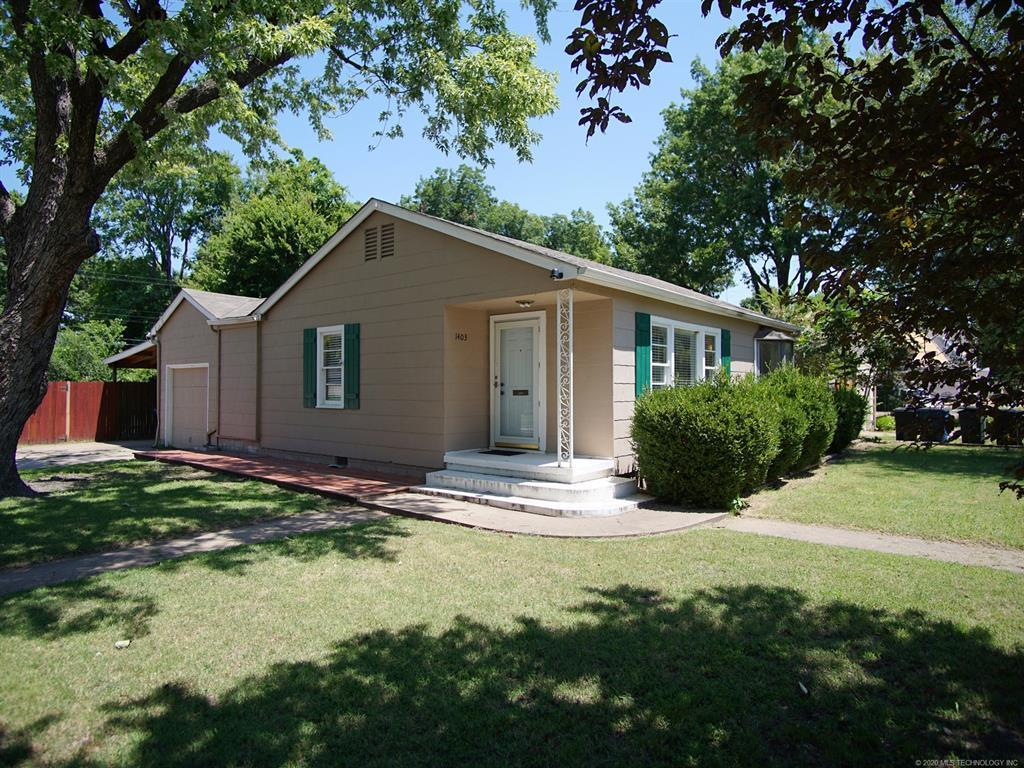 Active | 1403 E 38th Street Tulsa, OK 74105 2