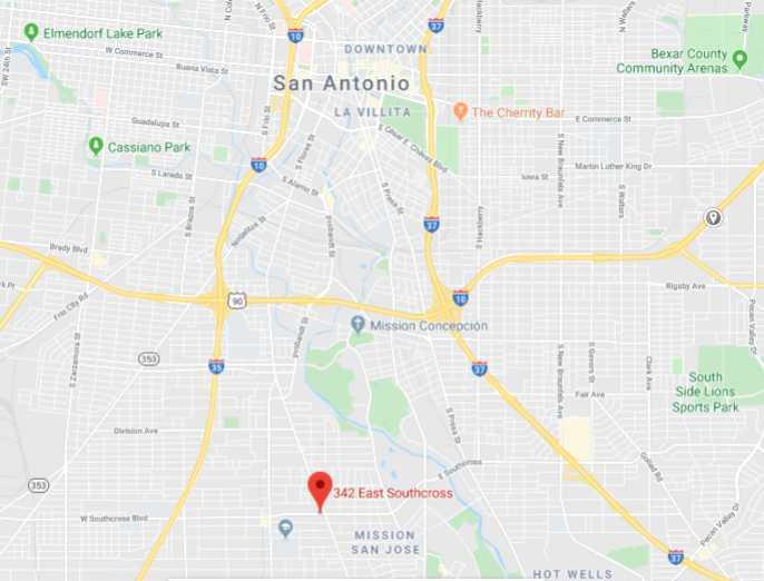 Investment properties in San Antonio   342 E Southcross San Antonio, TX 78214 12