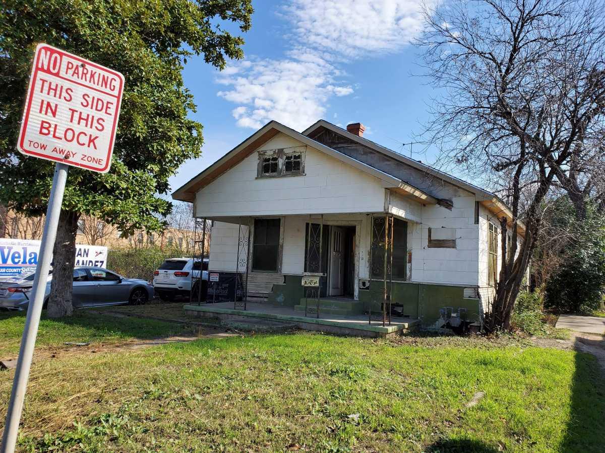 Investment properties in San Antonio   342 E Southcross San Antonio, TX 78214 0