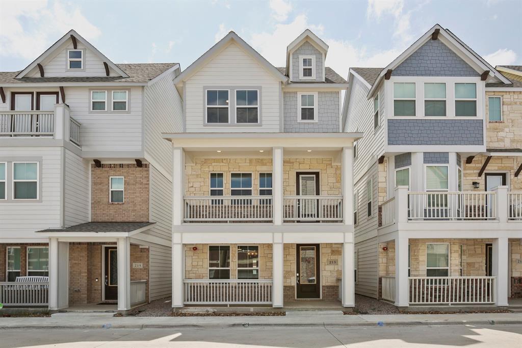 Sold Property   221 S Village  Way Lewisville, TX 75057 1