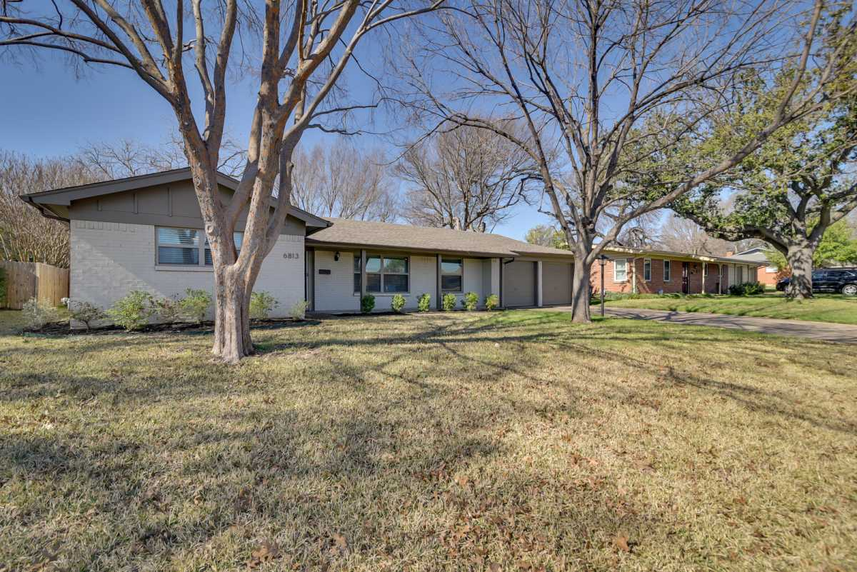 Fort Worth Homes for Sale, Ridglea Hills, Ridglea Elementary Homes, South Fort Worth Homes | 6813 Valhalla RD Fort Worth, TX 76116 2