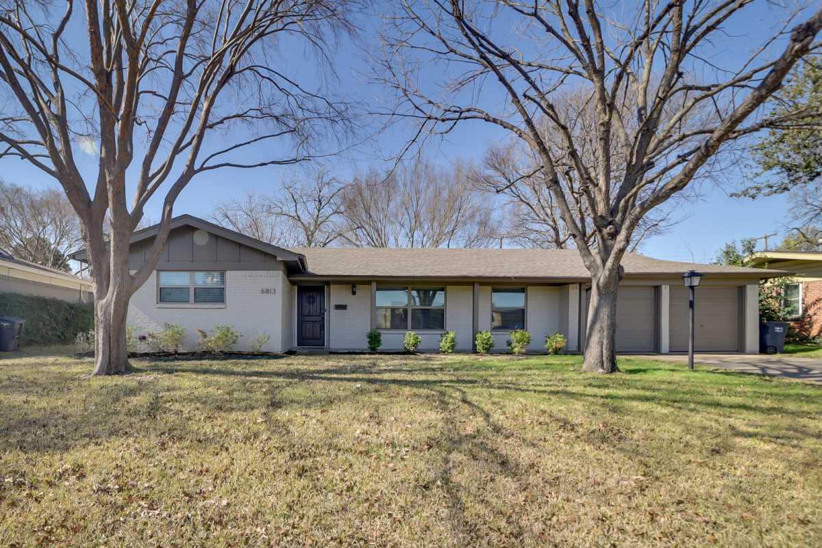 Fort Worth Homes for Sale, Ridglea Hills, Ridglea Elementary Homes, South Fort Worth Homes | 6813 Valhalla RD Fort Worth, TX 76116 1