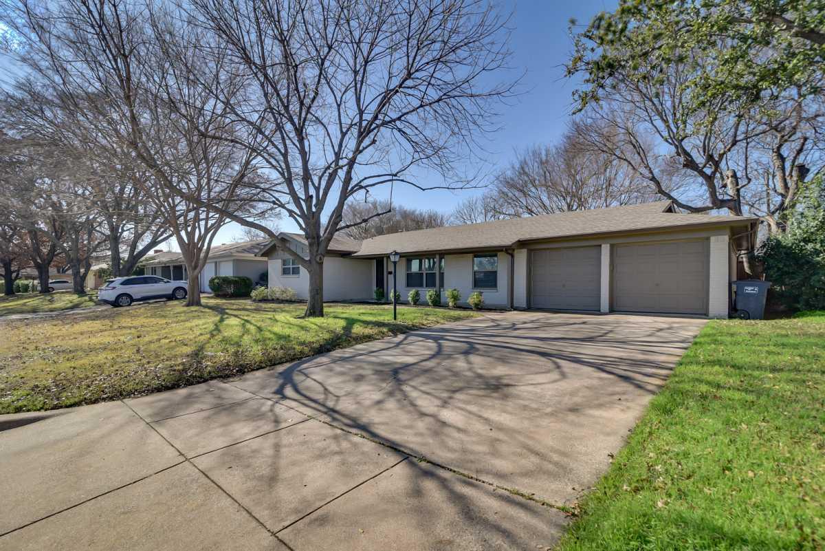 Fort Worth Homes for Sale, Ridglea Hills, Ridglea Elementary Homes, South Fort Worth Homes | 6813 Valhalla RD Fort Worth, TX 76116 3